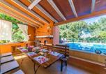 Location vacances Campanet - Buger Villa Sleeps 8 Pool Wifi-1