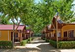 Hôtel Blanes - Chalet Camping Solmar 1-1