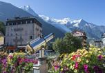 Location vacances Chamonix-Mont-Blanc - Pretty Apartment in Chamonix France with Terrace-2