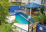 Hôtel Byron Bay - Eco Beach Resort-2