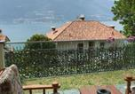 Location vacances Bellano - Apartment with garden and terrace beautiful lake view-3