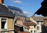 Location vacances Grenoble - Studio Bastille, au coeur des rues pietonnes-4