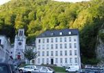 Hôtel Lurbe-Saint-Christau - Résidence de la Paix Valvital-1