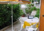 Hôtel Ravna Gora - One-Bedroom Apartment Crikvenica near Sea 18-1