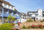 Hôtel Perros Guirec - Résidence Odalys Les Bains-1