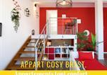 Location vacances Brest - Appart Cosy Brest (les Capucins)-3