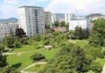 Location vacances Graz - Penthouse am Park mit eigenem Bad-2