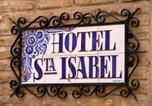 Hôtel Tolède - Hotel Santa Isabel-1