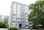 Location vacances Tampere - 4 room apartment in Tampere - Hämeenpuisto 13-1