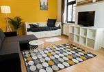 Location vacances Merseburg - Full House Studios - Citycomfort Apartment - Netflix, Wifi inkl-1