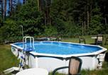 Location vacances Priepert - Ferienhäuser Waldidyll-4