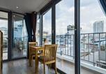 Location vacances  Vietnam - Happyhomes 102 Luxury Bui Vien Apartment-2