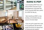 Hôtel Corée du Sud - Nanu Guesthouse Pink - Female Only-3