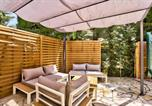 Location vacances Mandelieu-la-Napoule - Rez de villa proche du centre-ville-1