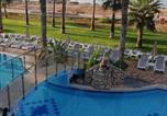 Hôtel Ayia Napa - Simos Magic Beach Hotel Apts-3