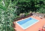 Location vacances Roccapiemonte - Campinola Holiday Home Private Pool-1