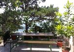 Villages vacances Klenovica - Apartments Buffet 2b-4