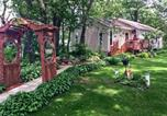 Location vacances Green Lake - Airy Cottage with Dock and Views on Buffalo Lake!-2