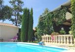 Location vacances Beaumont-de-Pertuis - Gîte Les Jonquilles Luberon-1