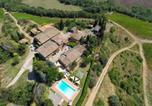 Location vacances Montalcino - San Quirico d'Orcia Villa Sleeps 18 Pool Air Con-2