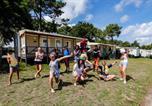 Camping avec Piscine Saint-Gildas-de-Rhuys - Campéole Penn Mar-1