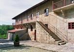 Hôtel Ourense - Casa Rural Torre Lombarda-1