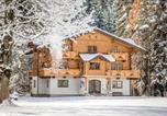 Location vacances Ramsau am Dachstein - Bio-Holzhaus und Landhaus Heimat-1