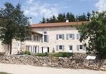 Hôtel Bellevue-la-Montagne - B&B Le Bastidon de Villeneuve-3