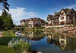Hôtel 4 étoiles Westhalten - Hotel Spa Restaurant Domaine du Moulin-1
