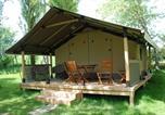Camping avec Piscine Sillé-le-Philippe - Camping Les Tournesols-3