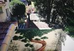 Location vacances  Hérault - Suite Volupté classée 3 étoiles avec vue sur Jardins, Garage et Climatisation-2