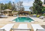 Location vacances Ortelle - Poggiardo Holiday Home Sleeps 7 with Pool and Air Con-2