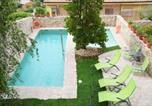Location vacances Rubió - Villa in La Llacuna Sleeps 6 with Pool-1