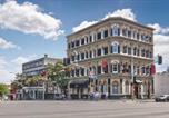 Hôtel Auckland - Albion Hotel-1