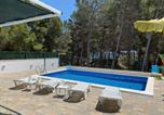 Location vacances l'Ametlla de Mar - Villa Cala Blanca-2