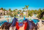 Camping avec Piscine Marseillan - Les Méditerranées - Camping Nouvelle Floride-3