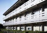 Hôtel Méry-sur-Oise - Campanile Taverny-3