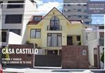 Hôtel Otavalo - Casa Castillo Residencia-2