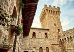 Hôtel Abbadia San Salvatore - Il Mastio di Spedaletto-1