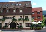 Hôtel Walldürn - Hotel Krone-1