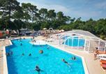 Camping avec Parc aquatique / toboggans Landes - Camping Le Boudigau  -3