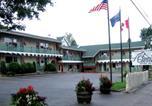 Hôtel Lake Placid - Town & Country Motor Inn-2
