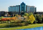 Hôtel Markham - Hilton Suites Toronto-Markham Conference Centre & Spa-1