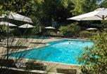 Camping avec Piscine Saint-Chamarand - Camping les Pialades-1