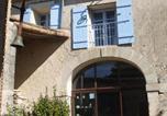 Hôtel Aubais - Chambres d'hôtes dans Maison d'artiste-1