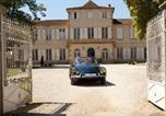 Hôtel Riguepeu - Château de Pallanne-1