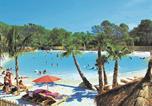 Camping avec Parc aquatique / toboggans Var - Tour Opérateur sur Camping La Pierre Verte -1