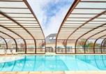 Villages vacances Ablon - Vacancéole - Le Domaine de la Corniche - Deauville Sud-1