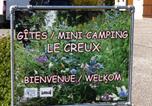 Location vacances Ternuay-Melay-et-Saint-Hilaire - Gîtes Le Creux-2