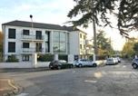Location vacances  Val-de-Marne - Petit Nid Douillet avec Jardin-3